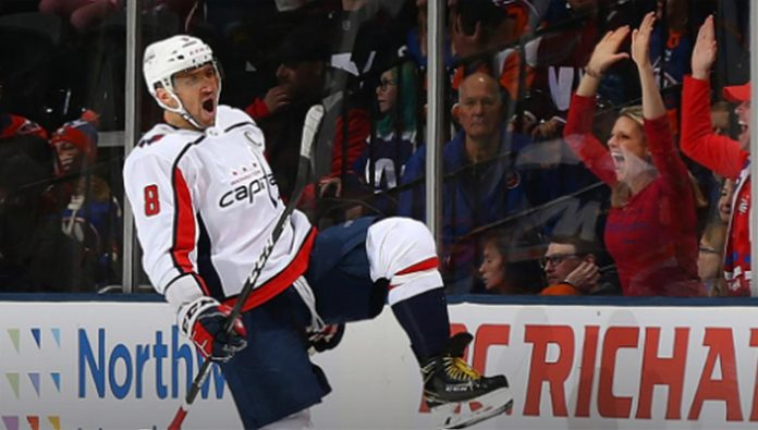Alexander Ovechkin: to be in company with the great - special achievement