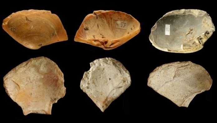 Ancient diving? Neanderthals were extracted shell from the bottom of the sea