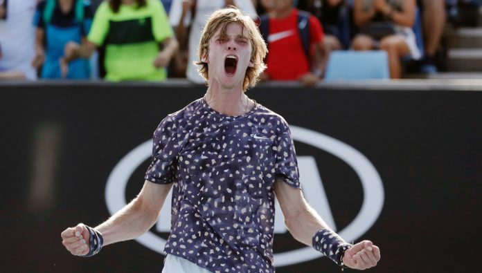 Andrei Rublev: to beat Goffin helped me with a positive attitude