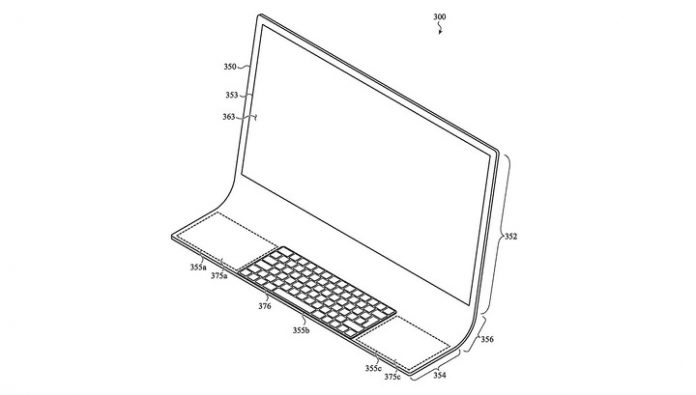Apple has patented a computer from a monolithic piece of glass