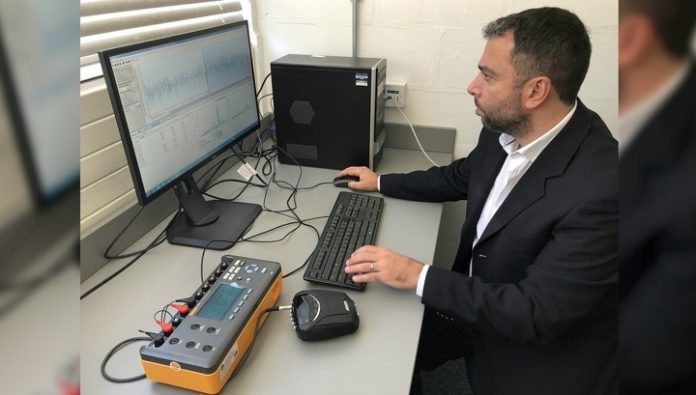Artificial intelligence taught to determine the level of blood glucose ECG