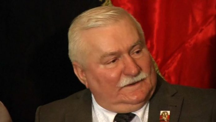 Auschwitz was liberated by the Red army: Lech Walesa urged poles to recognize the historical truth