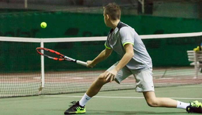 Australian Open. Egor Agafonov has reached the third round of the Junior