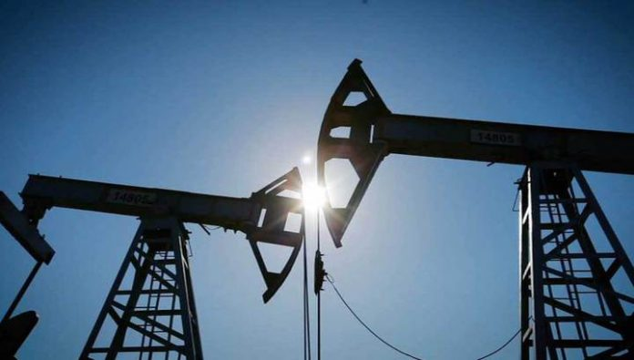 Because of the Chinese epidemic, the price of oil fell to the lows of October