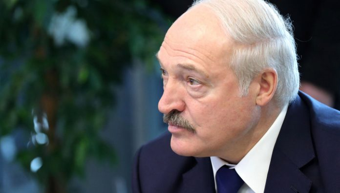 Belarus has suspended exports of oil products
