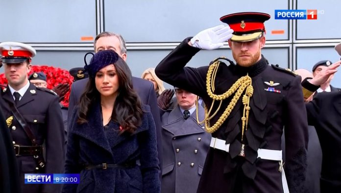 Blame Markle: continuation of the scandal in Britain