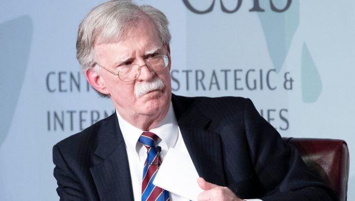 Bolton ready to address the Senate on the case concerning the impeachment of the Trump
