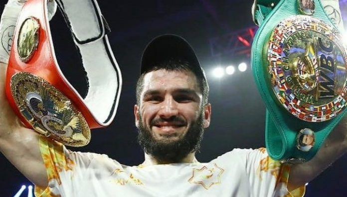 Boxing. Became known the date and place of the fight Beterbiev with Vanelona