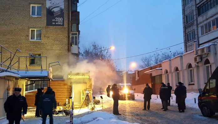 Breakthrough of the district heating in Perm: first insights and chronicle the incident