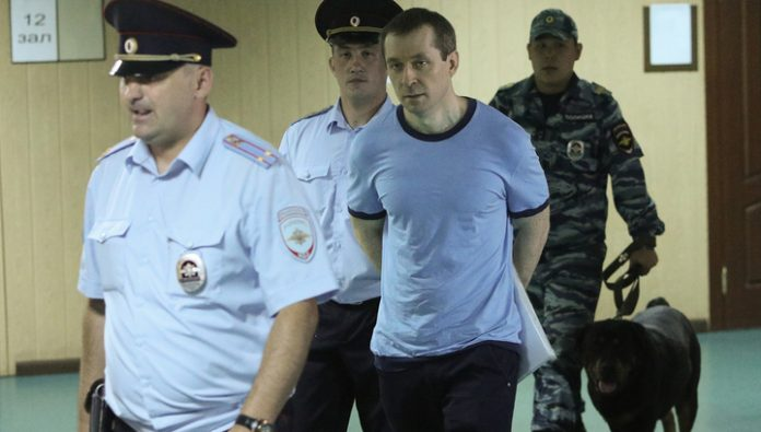 Business Zakharchenko: in the UK there is evidence of bribery ex-Colonel