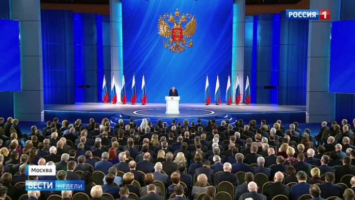 Changes in the Constitution: Russia follows the global practice of sovereign States