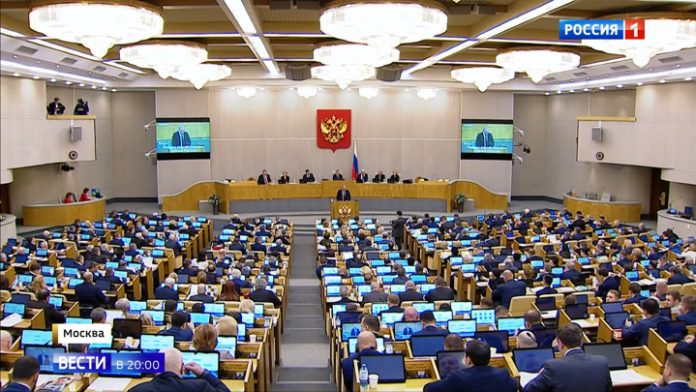 Changes overdue: the state Duma unanimously supported the amendments to the Constitution