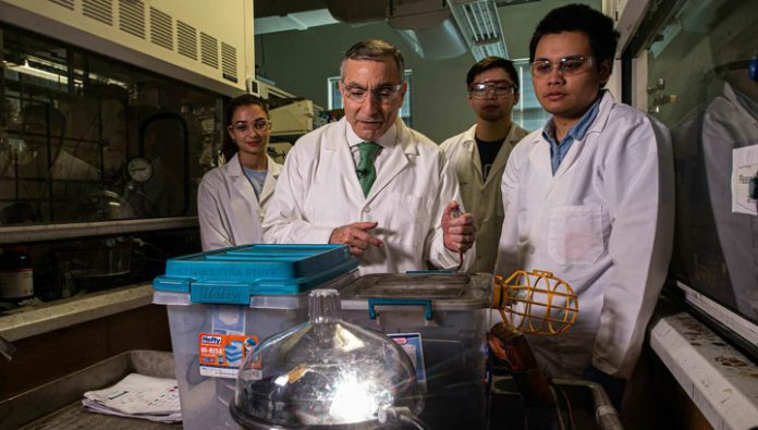 Cheap and instant: graphene can be made from garbage