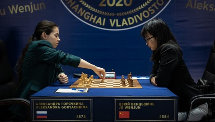 Chess. Goryachkina defeated in the 10th game of the match for the title of world champion