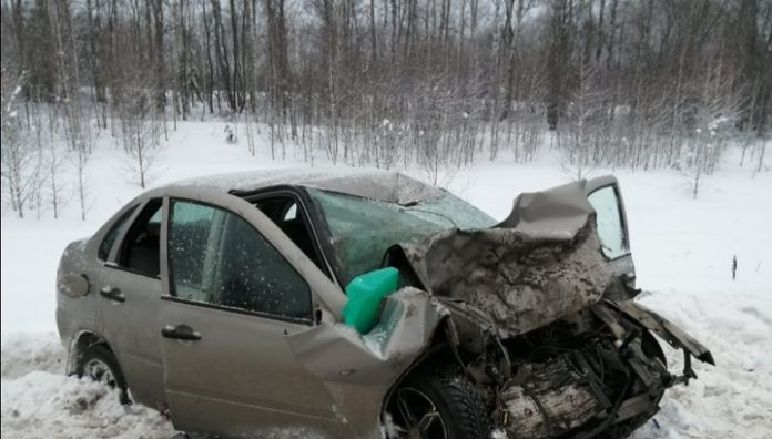 Child seat are not saved: the father and daughter died in an accident with a truck in Bashkiria