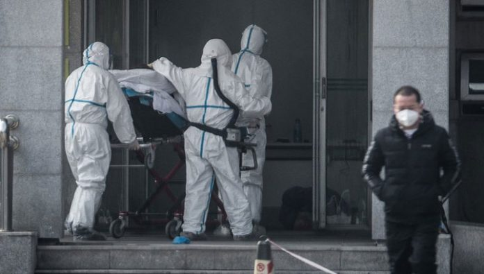 China recorded the fourth death from 2019 coronavirus-nCoV