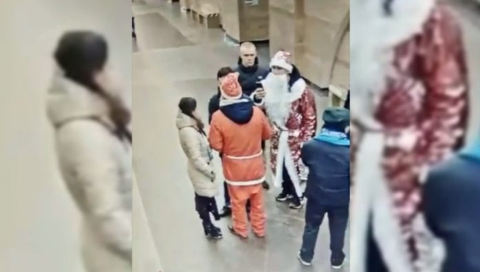 Christmas rap battle in the St. Petersburg subway has ended with fight and shooting