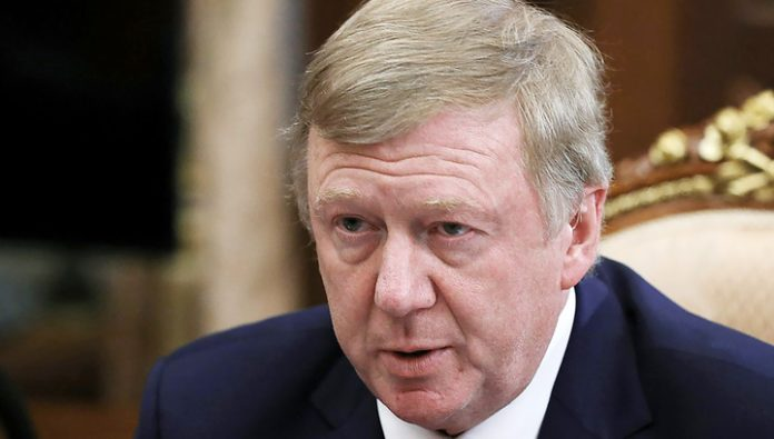 Chubais said that the main problem of the economic reforms of the 90s