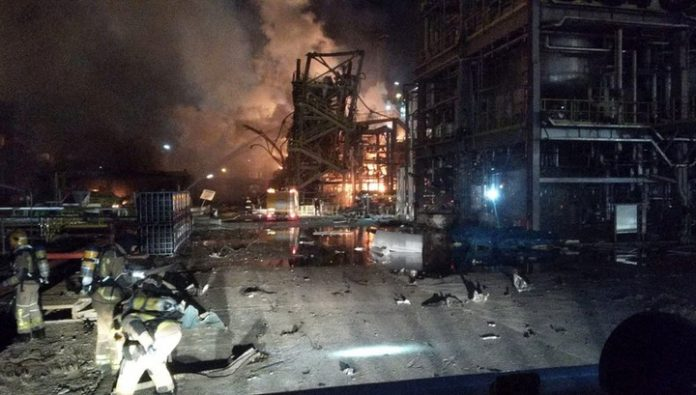 Citizens of the Russian Federation has not approached the Embassy after the explosion at the chemical plant in Tarragona