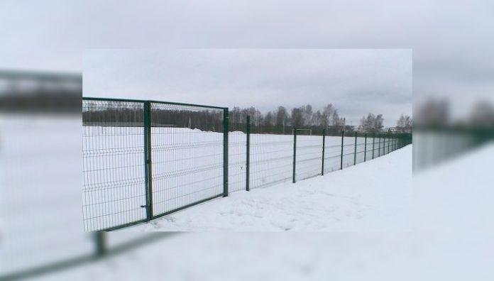City stadium at a cost of 60 million rubles will appear in Medynya