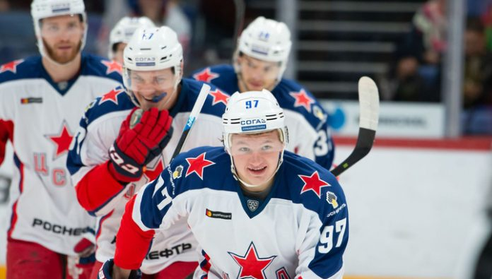 CSKA defeated Dynamo Minsk in the match of the KHL