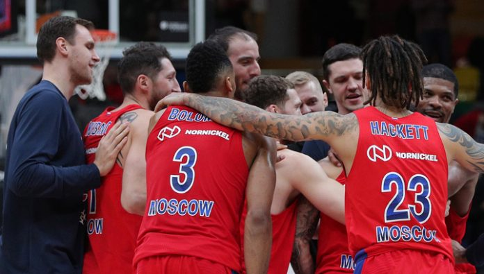 CSKA defeated