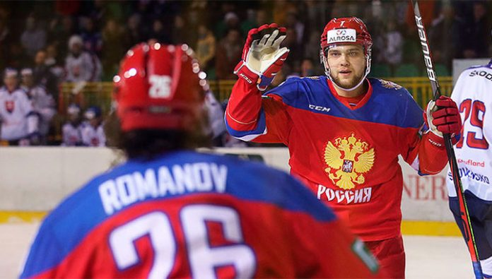 Determined opponents of the Russian youth team at the world Championships 2021