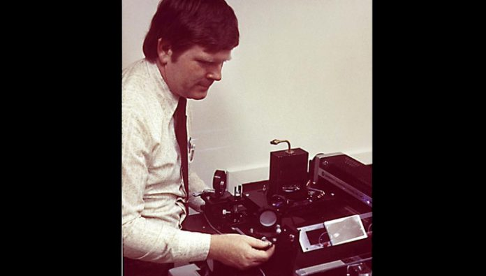 Died inventor of the laser printer