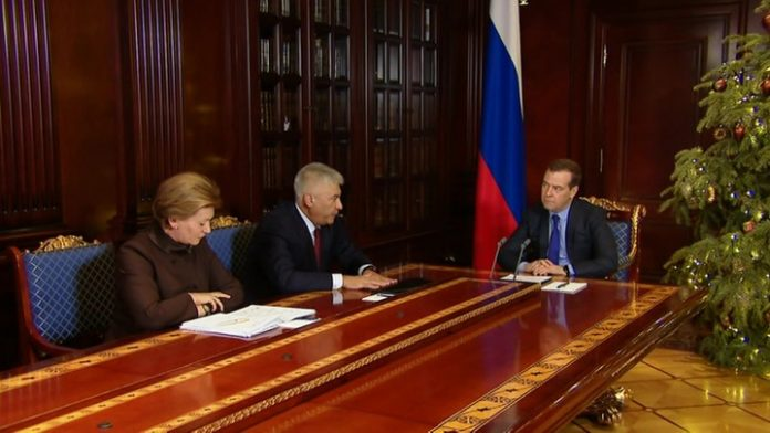 Dmitry Medvedev urged to bring the fight against susami to logical end
