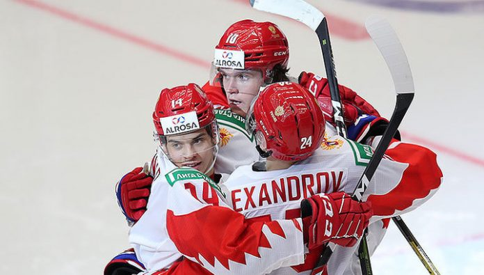 Dmitry Voronkov: Swiss hockey players have not given us any problem