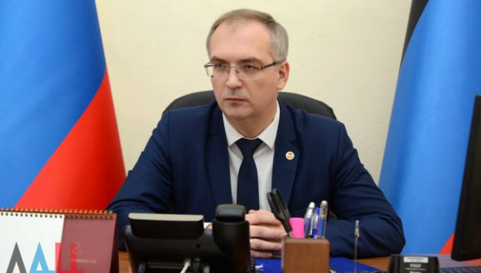 Donbass has invited Ukraine direct dialogue