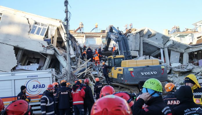 Earthquake in Turkey: the death toll rose to 20