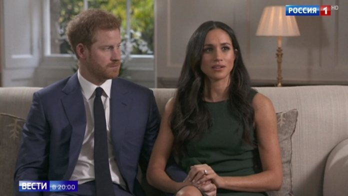 Elizabeth II released Prince Harry Markle and into a new life with the condition