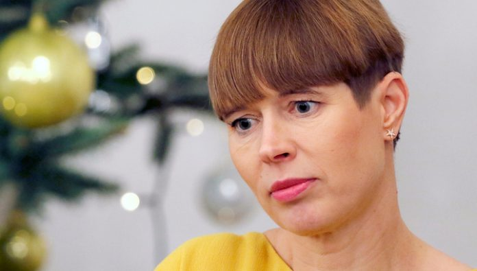 Estonia called upon to protect her even in a hopeless situation