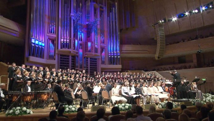 Festival of religious music opened the