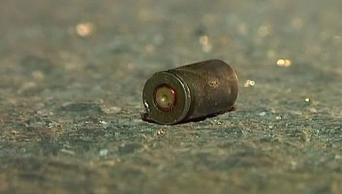 Five-year-old boy accidentally shot his father a gun