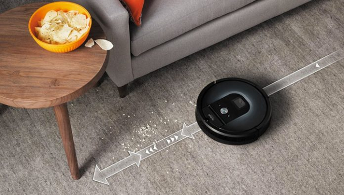 From robotic vacuum cleaners grow hands