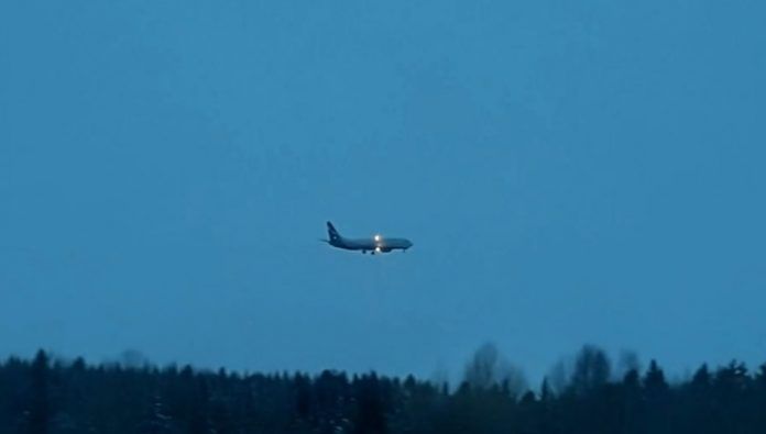 Fuel leak: the plane from Ekaterinburg had to put in Khanty-Mansiysk