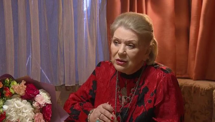 Galina Polish assured that she is doing well