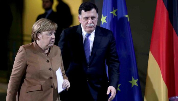 Germany will open an international conference on Libya