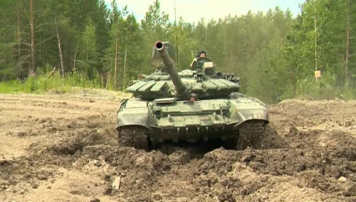 Ground forces will receive more than 300 armored vehicles