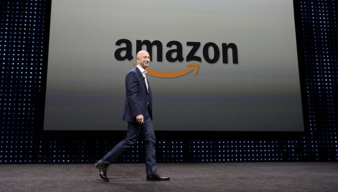 Guardian: the smartphone of the head of the Amazon hacked account c Saudi Prince