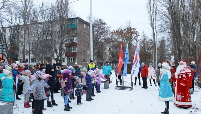 Healthy New year brought together more than 40 thousand of Lipetsk residents