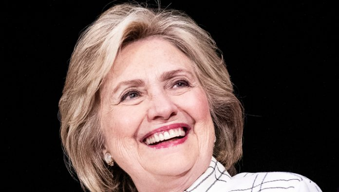Hillary Clinton became the honorary Chancellor of Queen's University in Belfast