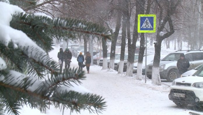 In Bashkiria will come cold up to -17 degrees