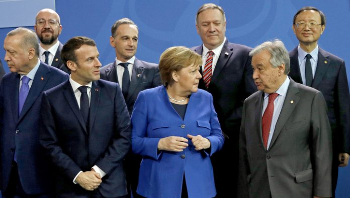 In Berlin was held a conference on Libya