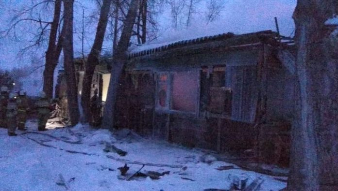 In case of fire in the Tomsk village, killing 10 citizens of Uzbekistan