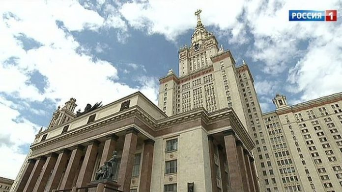 In Damascus, you may receive a branch of Moscow state University