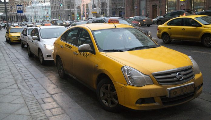 In Moscow two people died under the wheels of a cab, the third was in the hospital