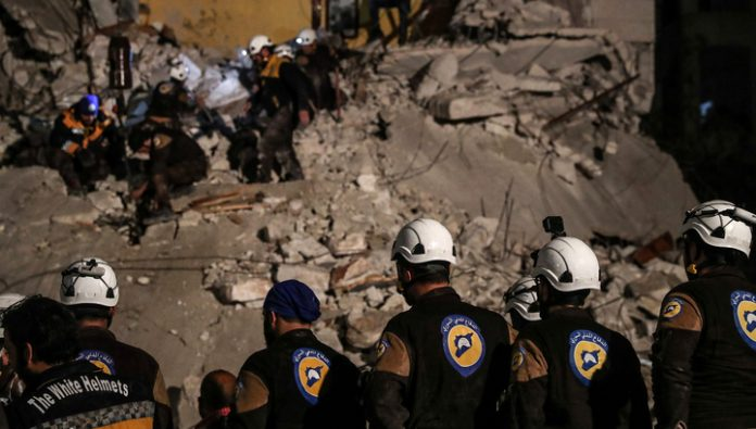 In Syria, the militants prepare provocation with chemical weapons